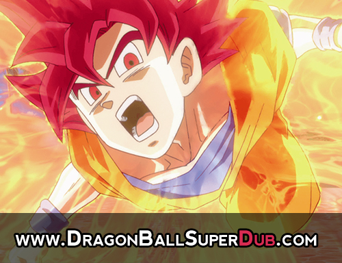 Dragon Ball Super Episode 30 FUNimation English Dubbed